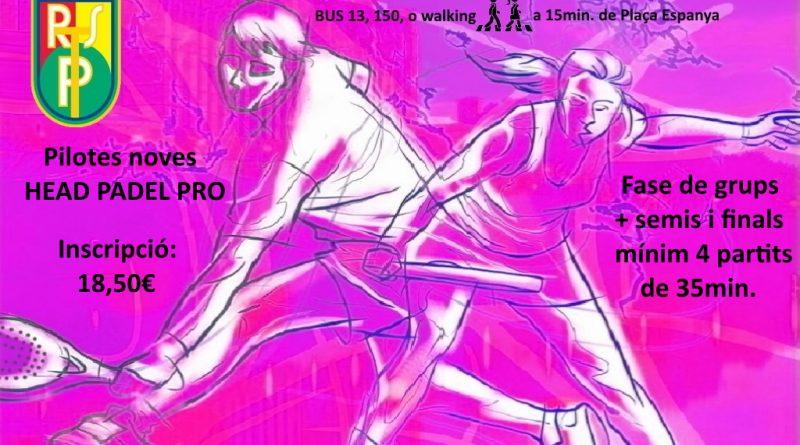 Torneo pádel contra el cáncer de mama