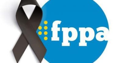 Logo FPPA luto