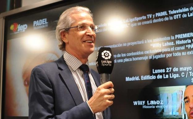 Ramón Morcillo, nuevo presidente de la FEP