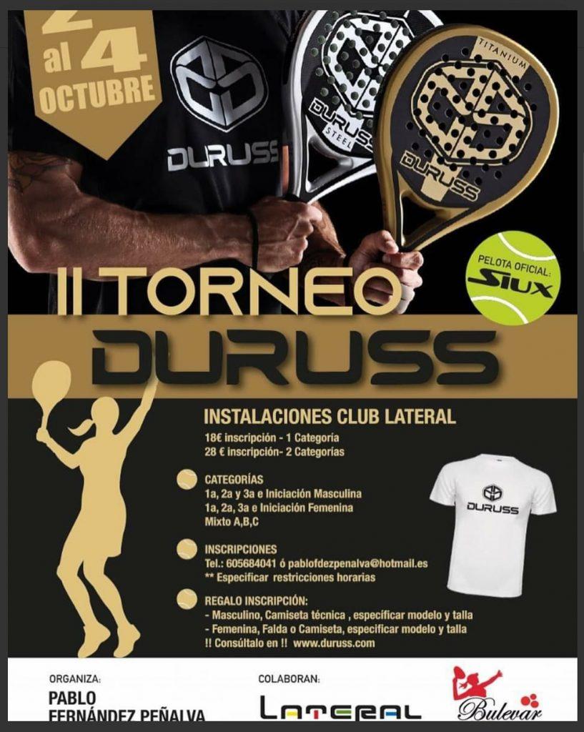 II Torneo Duruss