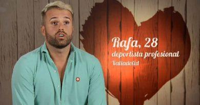 Rafa Méndez en First Dates