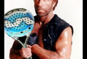 Chuck Norris pádel
