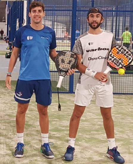 José García Diestro y Pincho Fernández