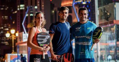 Talaván, Fernández y Martín en Doha