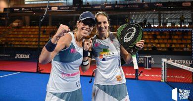 Lucía y Gemma campeonas en Las Rozas