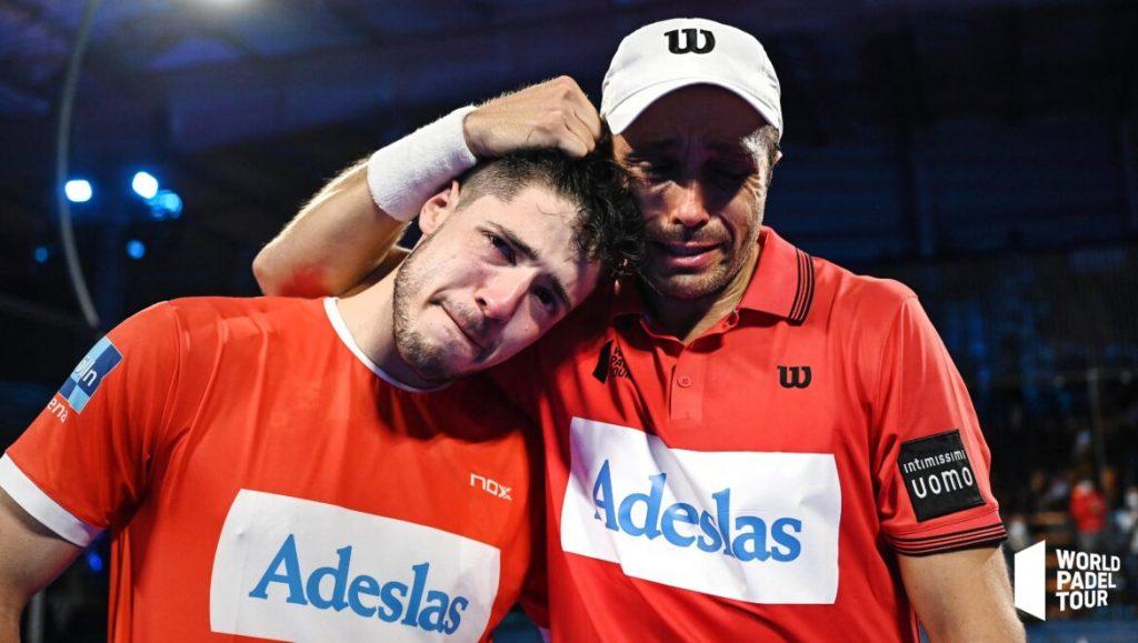 Bela y Tapia Campeones Master Final 2020