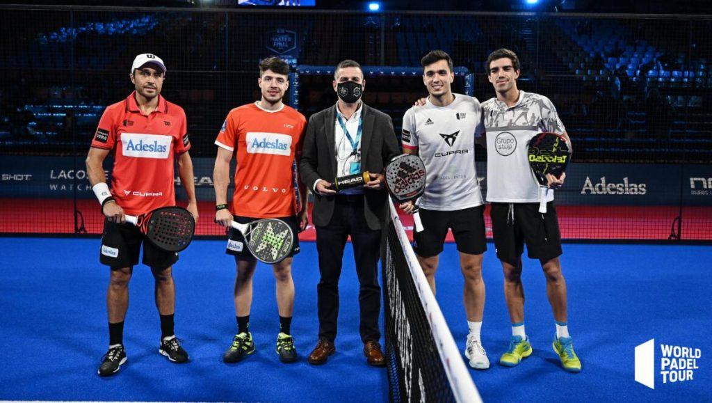 Final masculina Master Final 2020