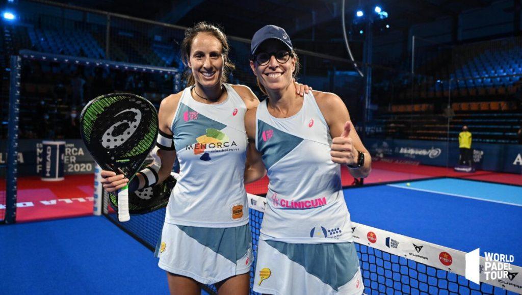 Gemma y Lucía Master Final Menorca 2020