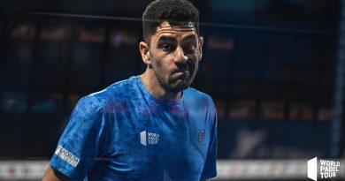 Maxi Sánchez poker face en las semifinales del Master Final de Menorca