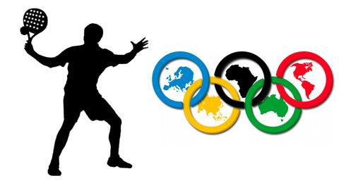 Pádel Deporte Olímpico