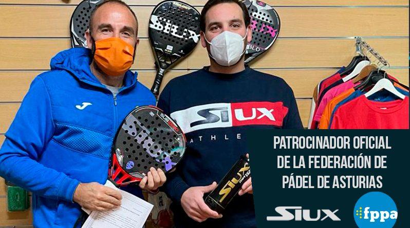 Siux, patrocinador oficial de la FPPA 2021-2022