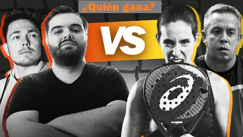 Ibai gana a Lucía Sainz