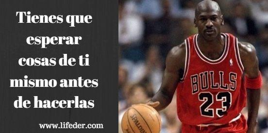 Michael Jordan, psicología