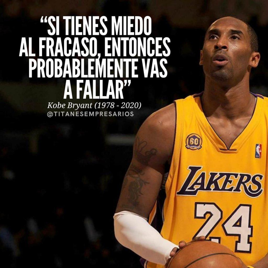 Kobe Bryant psicología