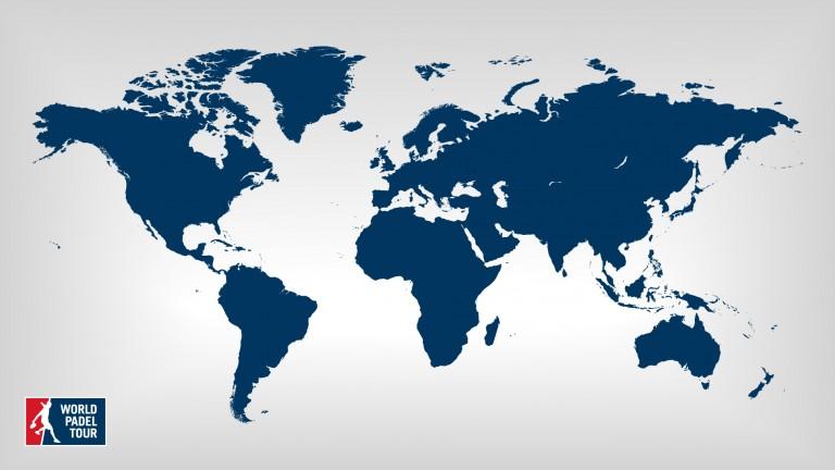 Mapa mundo