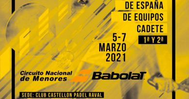 Campeonato de España cadete 2021
