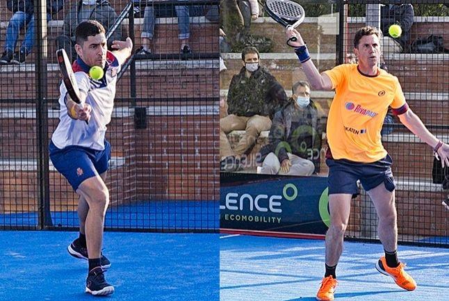Final masculina Cto. España de equipos de primera