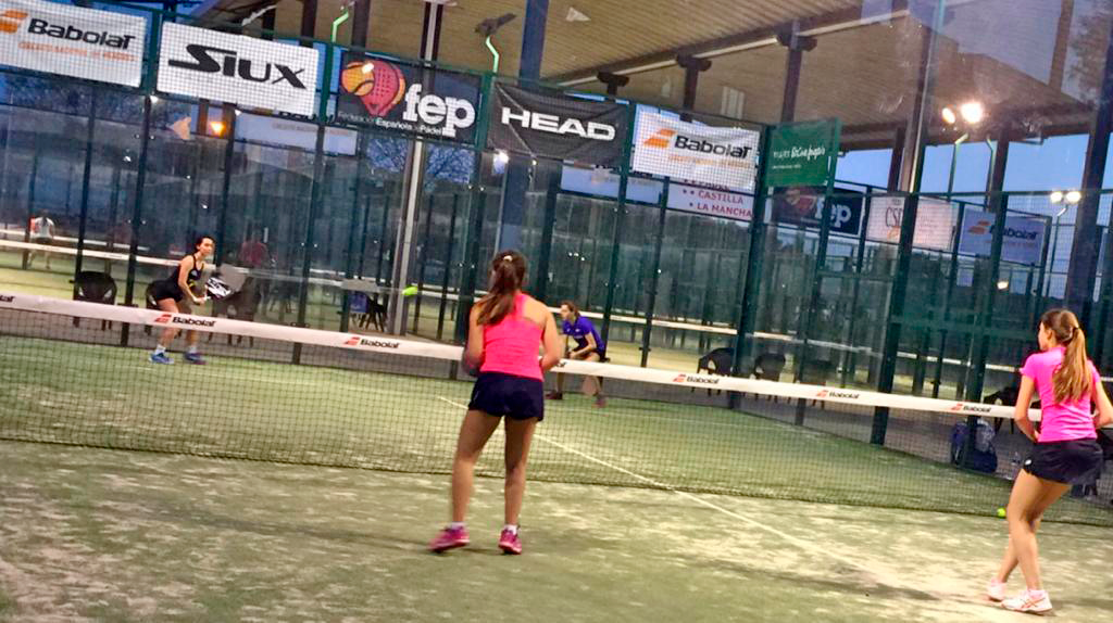 Chicas TyC 1 Babolat 2021