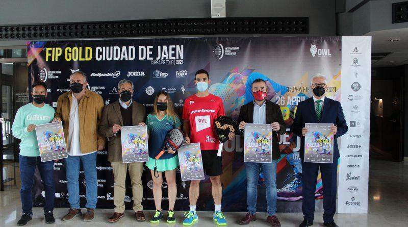 Presentación FIP GOLD Jaén 2021