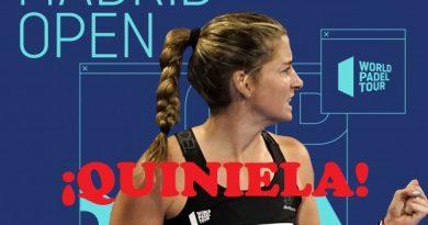 Quiniela WPT Madrid Open