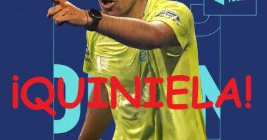 Quiniela WPT Alicante Open 2021