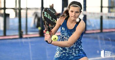 Jimena Velasco en los dieciseisavos del WPT Madrid Open