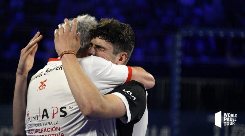 Lamperti y Coello vencen en octavos del final del WPT Madrid Open