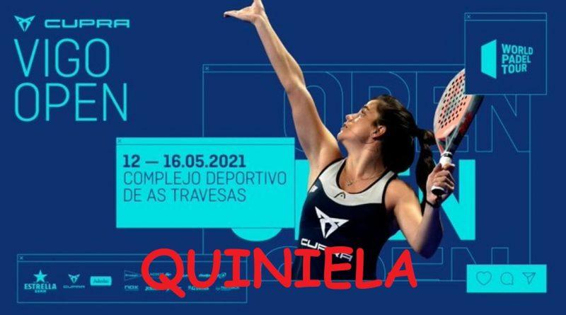 Quiniela todo Tu Pádel WPT Vigo Open