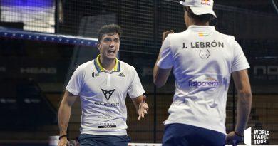 Lebrón y Galán campeones en el WPT Santander Open 2021