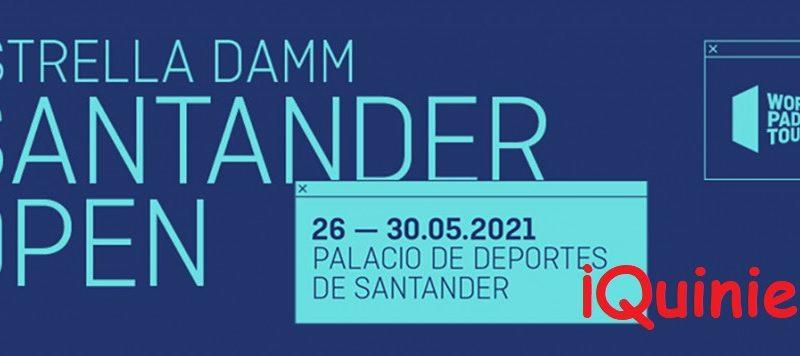 Quiniela WPT Santander Open 2021