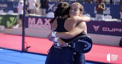 Semifinales WPT Marbella Master-Paula y Ari