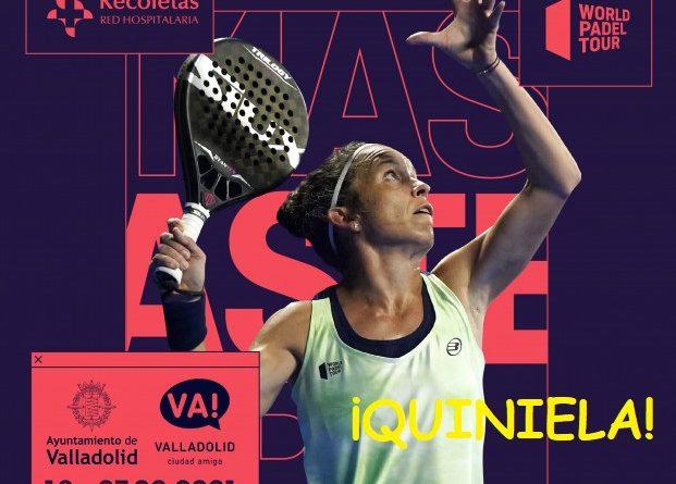 Quiniela WPT Valladolid Master