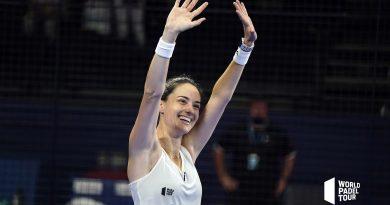 Tamara Icardo en los cuartos de final del WPT Valencia Open 2021
