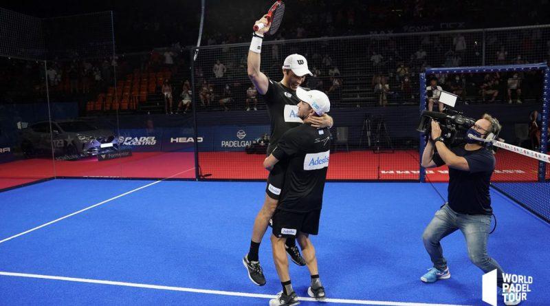 Sanyo y Bela ganan en la final del WPT Valencia Open
