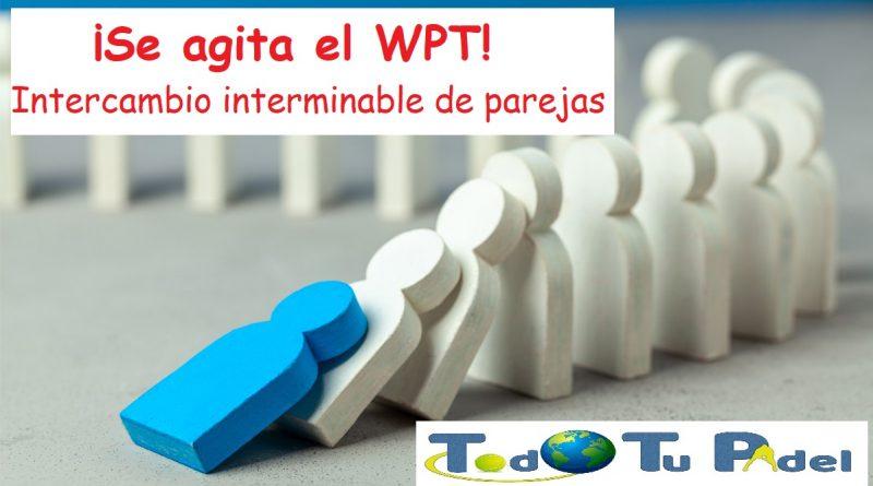 nuevas parejas WPT Las Rozas