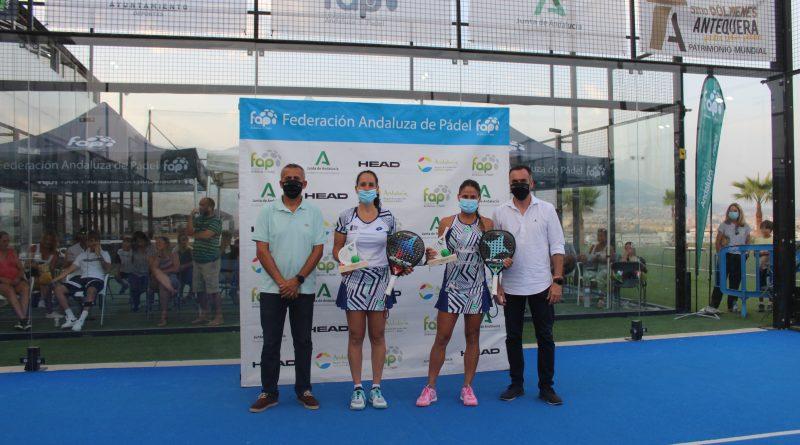 Campeonas de Andalucía Absoluto 2021