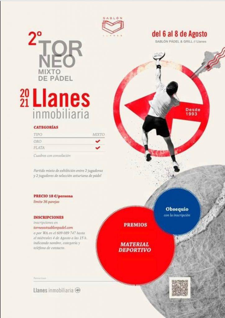II Torneo de pádel en Llanes