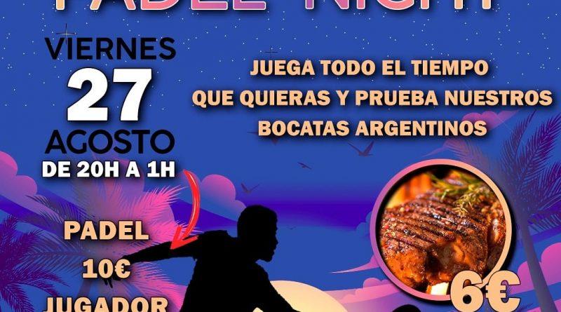 Torneo nocturno El Soho