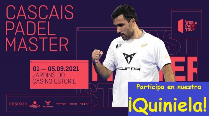 Quiniela jornada 10 WPT Cascais Master