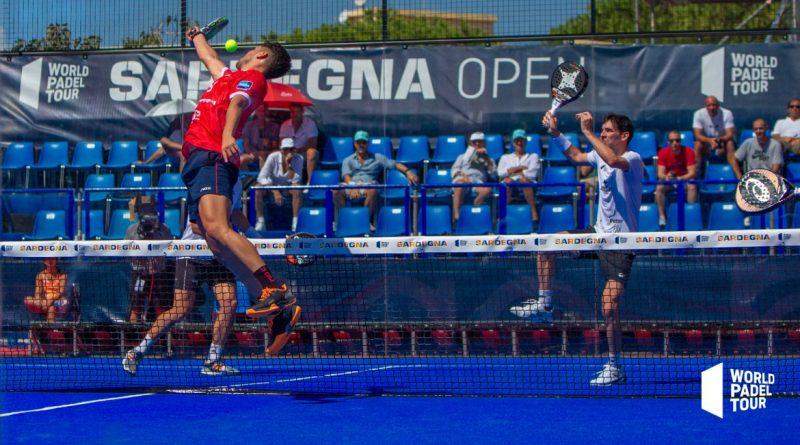 Contra ataque de Agustin Tapia en las semifinales del WPT Sardegna Open 2021