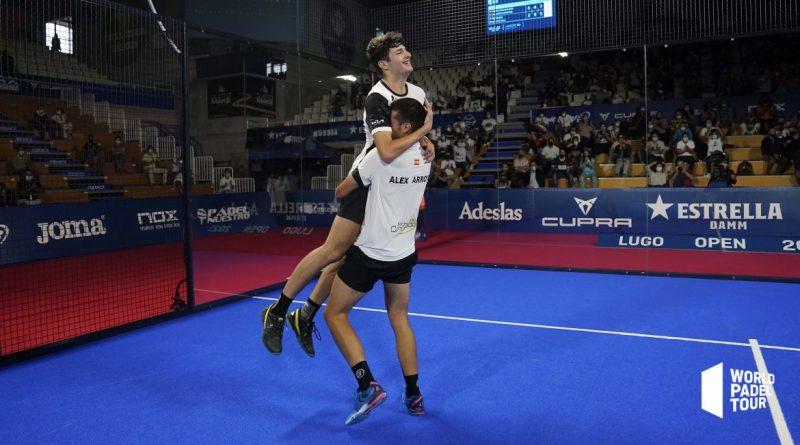 Coello y Arroyo, cuartos WPT Lugo Open 2021