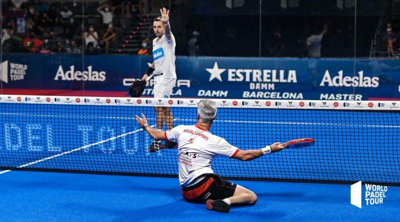 Lamperti en el suelo en los octavos de final del WPT Barcelona Master 2021