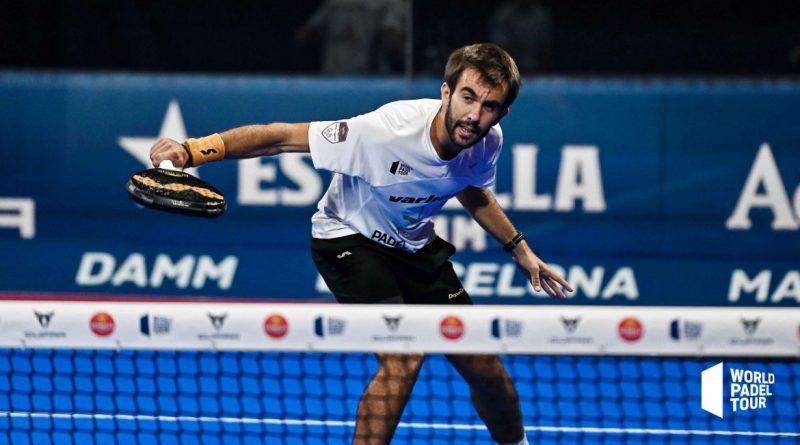 Pincho Fernández en los dieciseisavos de final del WPT Barcelona Master