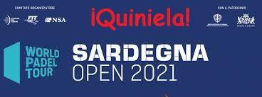 Quiniela Sardegna Open