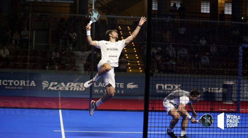 Javi Garrido en suspensión en los dieciseisavos de final del WPT Córdoba Open