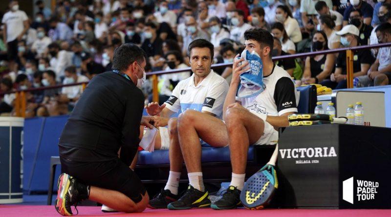 Bela-Coello en los octavos de final del WPT Córdoba Open